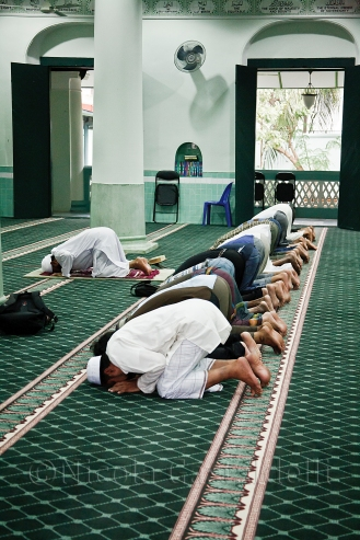 Prayer is one of the central elements of Islamic practice and worship. Indeed, it is the second of the Five Pillars of Islam.