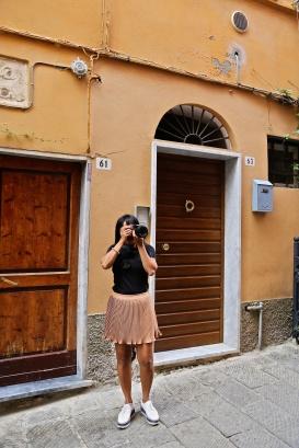 Street of Lorenzo's apartment