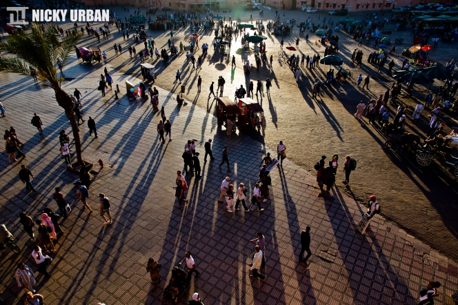 Morocco. Marrakesh.