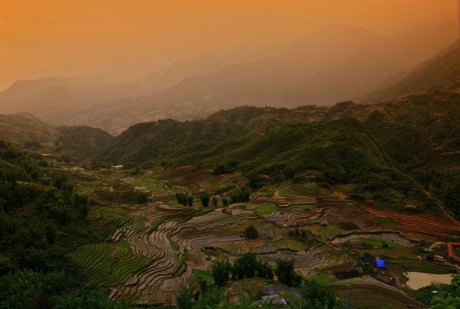 Vietnam. Sapa.